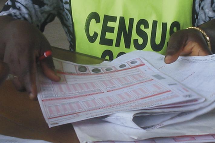 Census Data Capture & Processing
